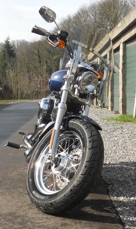 Harley-Davidson XLC de 2012 DSCN1220