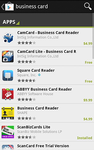 The case for business cards android apps for business cards blog the case for business cards android apps for business cards reheart Choice Image