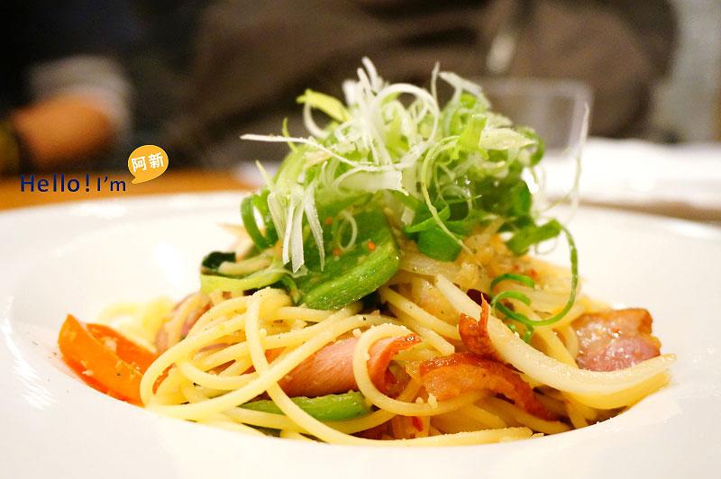 科博館餐廳,我喜歡義大利麵-9