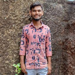 Poet Ishwar Chavan