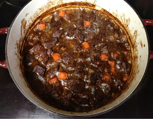Bittersweet Sundown: Beer Braised Irish Beef Stew with ...