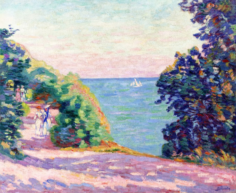 Armand Guillaumin - Saint-Palais