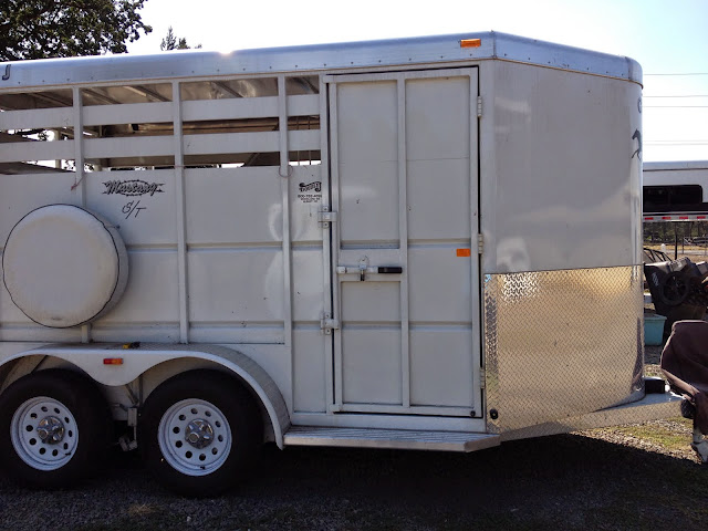 Protecting Frequently Used Trailer From Rain The Horse Forum