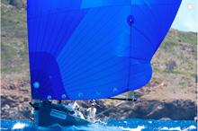 J/125 HAMACHI sailing Les Voiles St Barths regatta