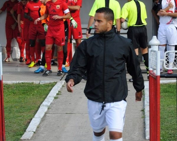 The F.C. Fortuna Poiana Campina signed with the brazilian player Marcio Ferreira.