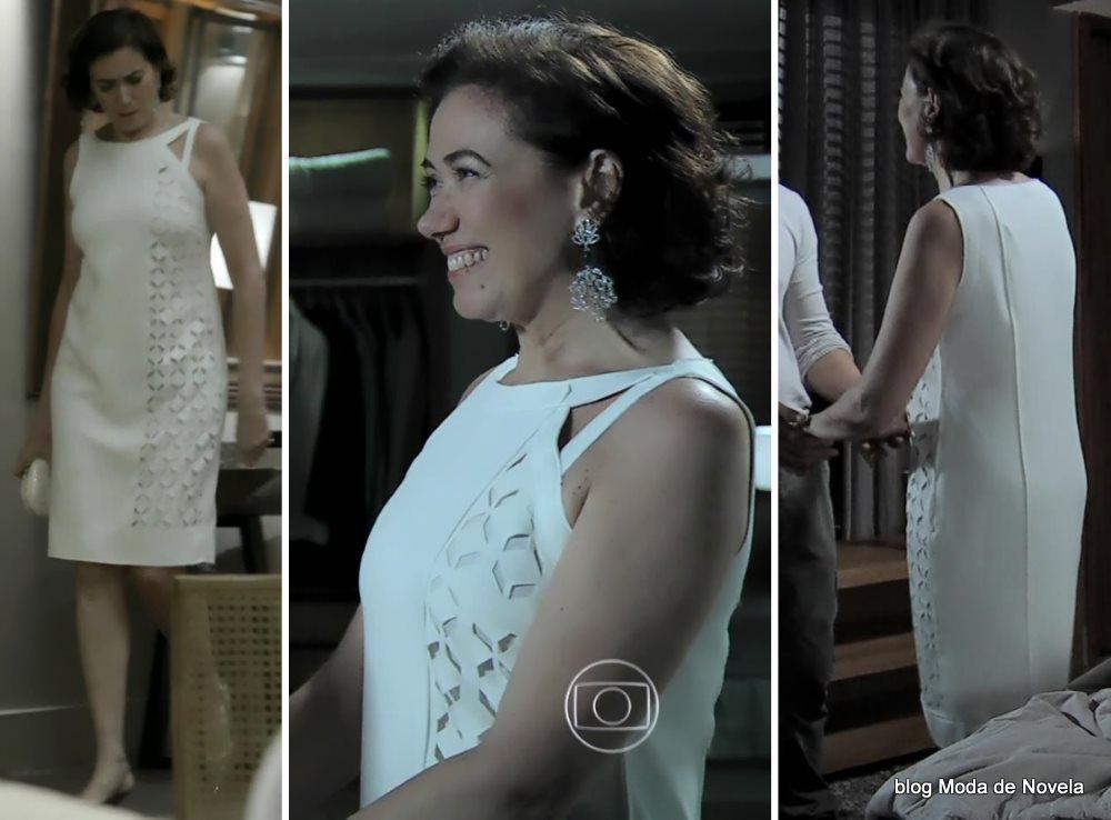 moda da novela Império, look da Maria Marta dia 11 de novembro