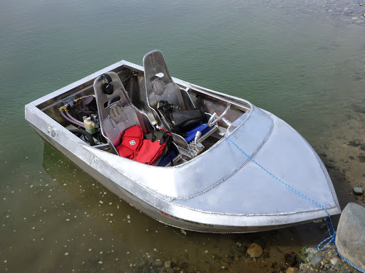 Mini Jet Boats - Viewing Gallery
