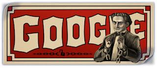 جوجل تحتفى بالذكرى الـ137 لـميلاد هارى هودينى