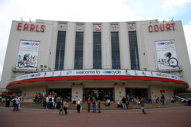 Taxi Leaks: Please Help Save Earls Court Exhibition Centres: