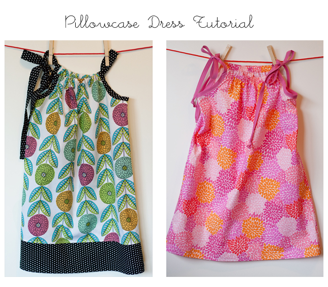 Easy Diy Pillowcase Dress: Pillowcase Dress Tutorial   Dress A Girl Around the World Sew A    ,