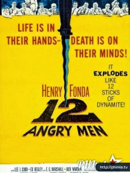 Phim 12 Người Đàn Ông Giận Dữ - 12 Angry Men - VietSub