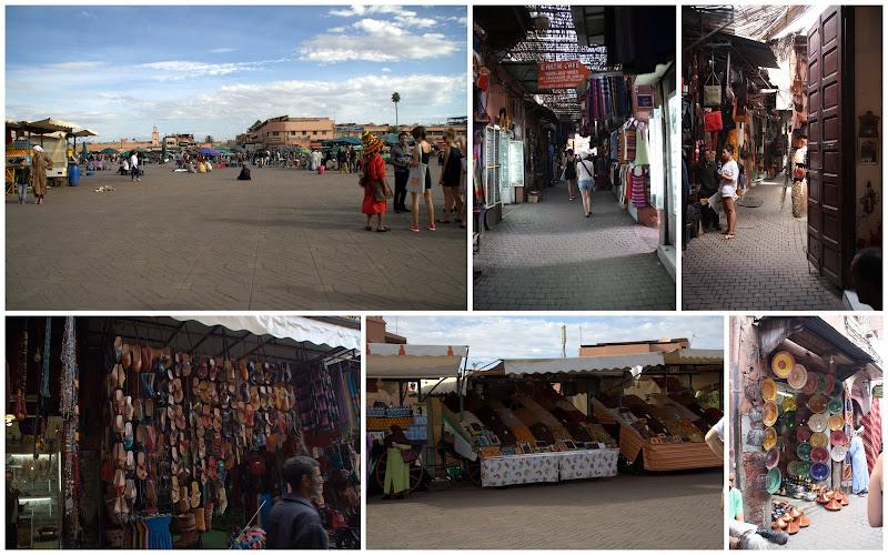 marokko, medinaen, marrakech
