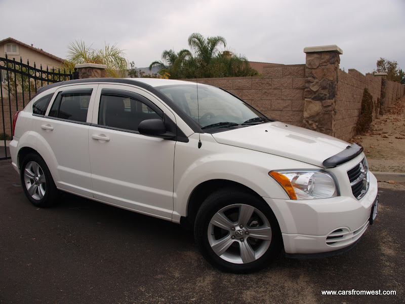 Sell Used 2010 Dodge Caliber Sxt Hatchback 2 0l Extras In border=