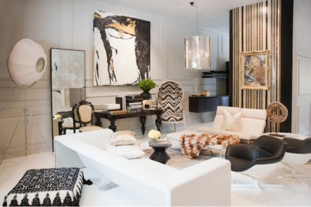 Joie De Design's Blog: Atlanta's Own Michael Smith Boyd