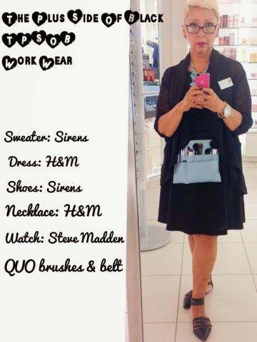 Sirens, H&M, Steve Madden, QUO, makeup artist