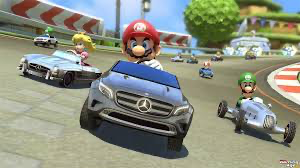 Mercedes Product Placement In Video Games Example