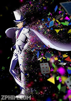 Siêu Trộm Kid 1412 - Magic Kaito 1412 (2014) Poster