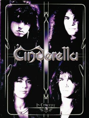 Cinderella-1991-In-Concert