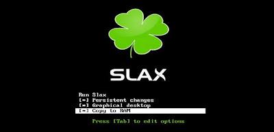 Liberada Slax 7.0.3 con soporte PXE