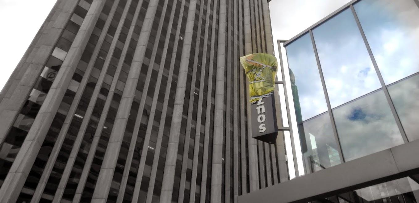 New Quiznos headquarters in Denver