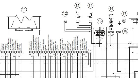 quick shifter - ducati.ms - the ultimate ducati forum ducati multistrada wiring diagram ducati st3s wiring diagram #4