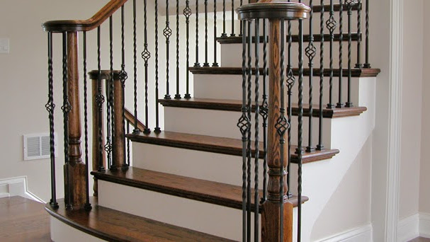 Visit our google page and leave us a review cheap for Stair remodel houston