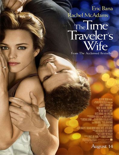 Poster pequeño de The Time Traveler's Wife