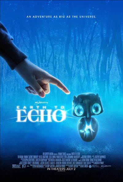 Poster Of English Movie Earth to Echo (2014) Free Download Full New Hollywood Movie Watch Online At Alldownloads4u.Com