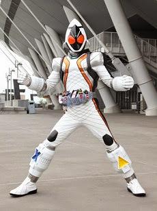 Kamen Rider Fourze - Kamen Rider - Fourze