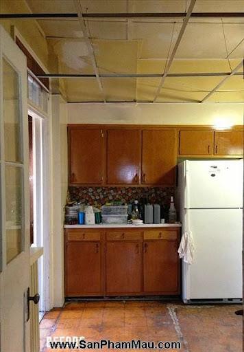 4 phòng bếp tuyệt đẹp chỉ nhờ thay đổi màu sơn-4