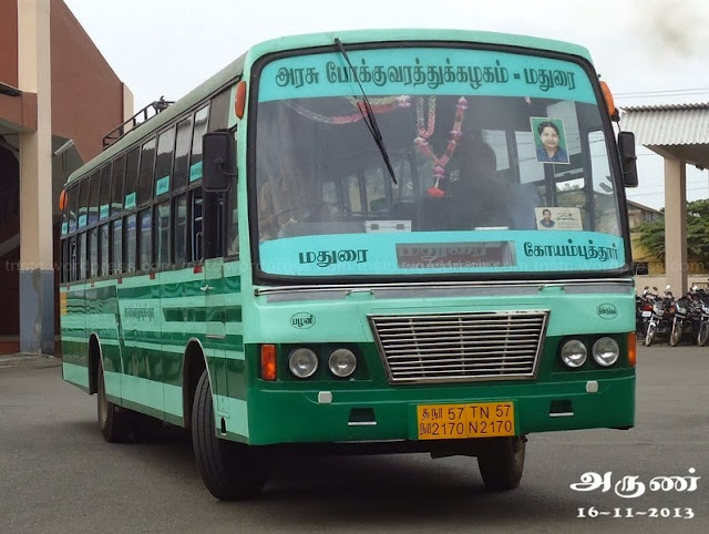 Tamil Nadu Buses - Photos & Discussion - Page 1300