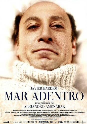 Mar adentro, cartel