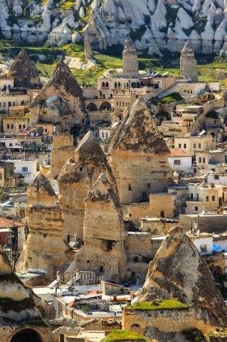 Kapadokya Göreme Butik Otelleri ve Küçük Otelleri