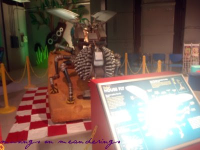 educational places for children to visit, Where-to-Weekend, Robot Zoo, NIDO FORTIFIED Science Discovery Center