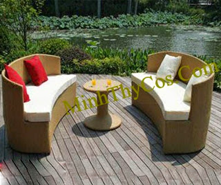 Rattan Sofa Set-MT119