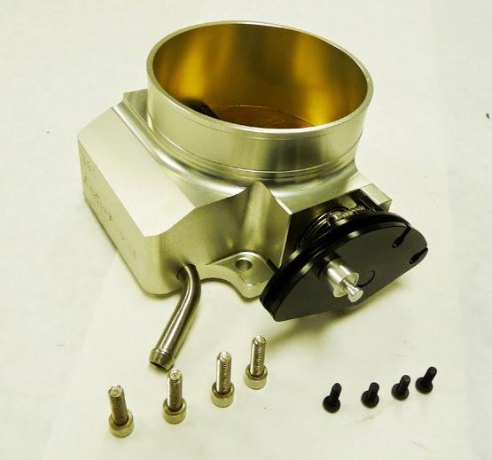 Original Ls6 Engine: OBX Racing Throttle Body 102mm For Chevrolet Chevy LSX LS1