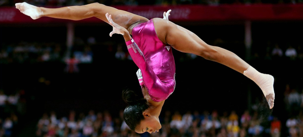 Gabrielle Douglas Olympics Gold Medal