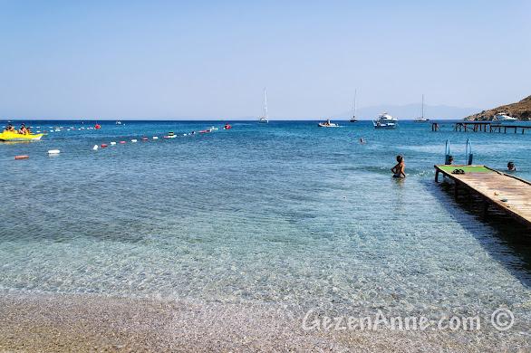Bodrum, Karaincir denizi