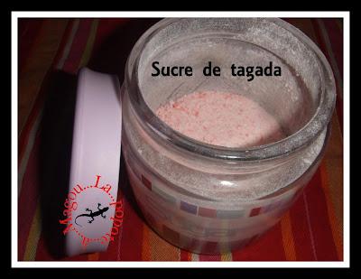 sucre de fraise tagada