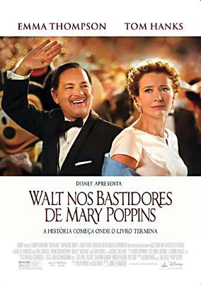 Filme Poster Walt nos Bastidores de Mary Poppins R5 XviD & RMVB Dublado