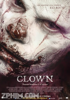 Lời Nguyền Thằng Hề - Clown (2014) Poster