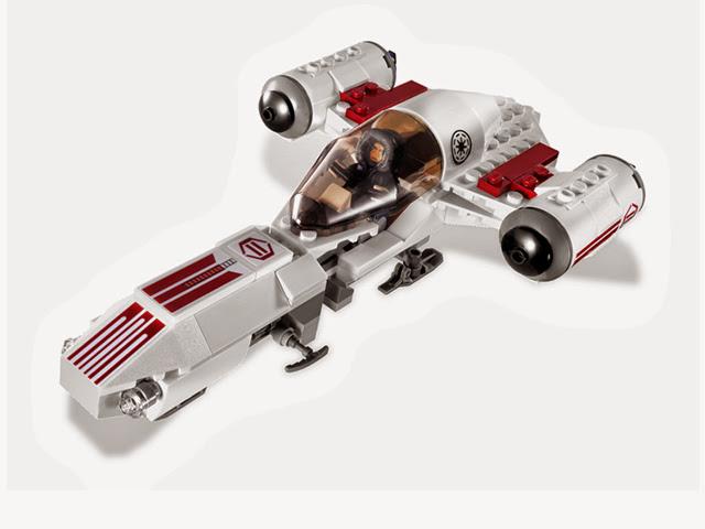 8085 レゴ スター・ウォーズ フリーコ・スピーダー