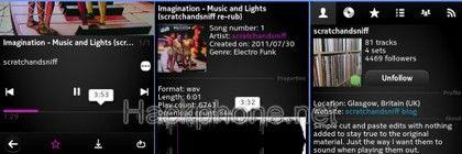 Stuart Howarth MusiKloud - Nghe nhạc trục tuyến cho Nokia