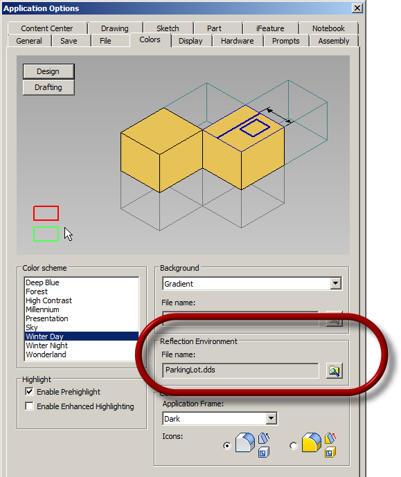 From the Trenches with Autodesk Inventor: Change Reflection