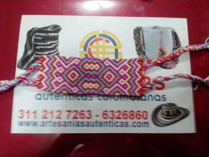 Manilla Wayuu Ancha Ref. 5