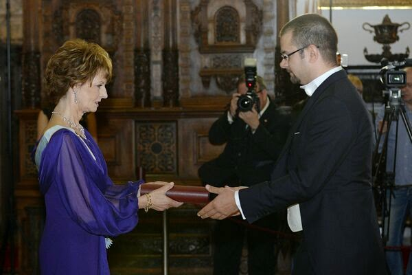 Principesa Mostenitoare Margareta, premiu Alexandru Giboi, Agerpres