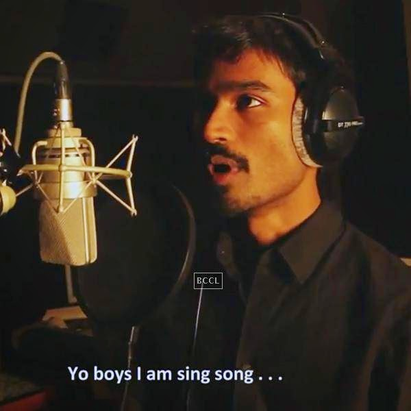 'Kolaveri Di' song from the movie 3 went on to become a national rage in couple of days since its launch. It is one of the India's most-searched YouTube video ever, and the first Tamil film song to play on MTV India and national radio stations.