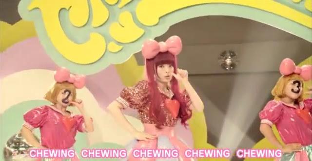 【動画】きゃりーぱみゅぱみゅ 2ndシングル「CANDY CANDY」