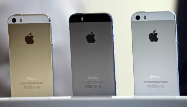 Apple recupera cuota de mercado en Japón, Australia y España gracias a las ventas del iPhone 5S