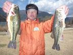 年間5位 松井直樹選手(NBC48262) 147pts 4980g 2012-12-22T03:34:14.000Z